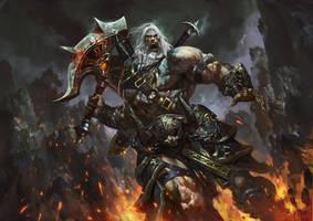Barbarian by friendhaircut