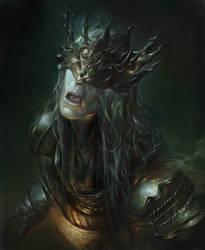 Dark Souls 3- Lorian,Elder Prince