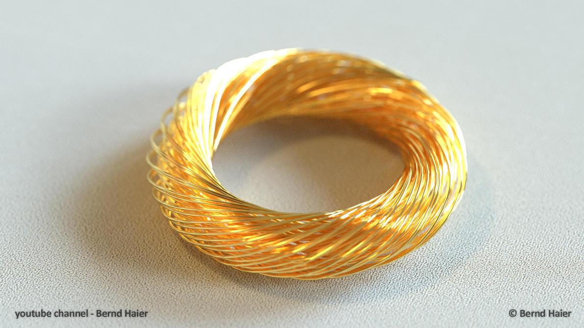 jewelry design part 4 (bracelet part 2) mat 2 by Bernd ...