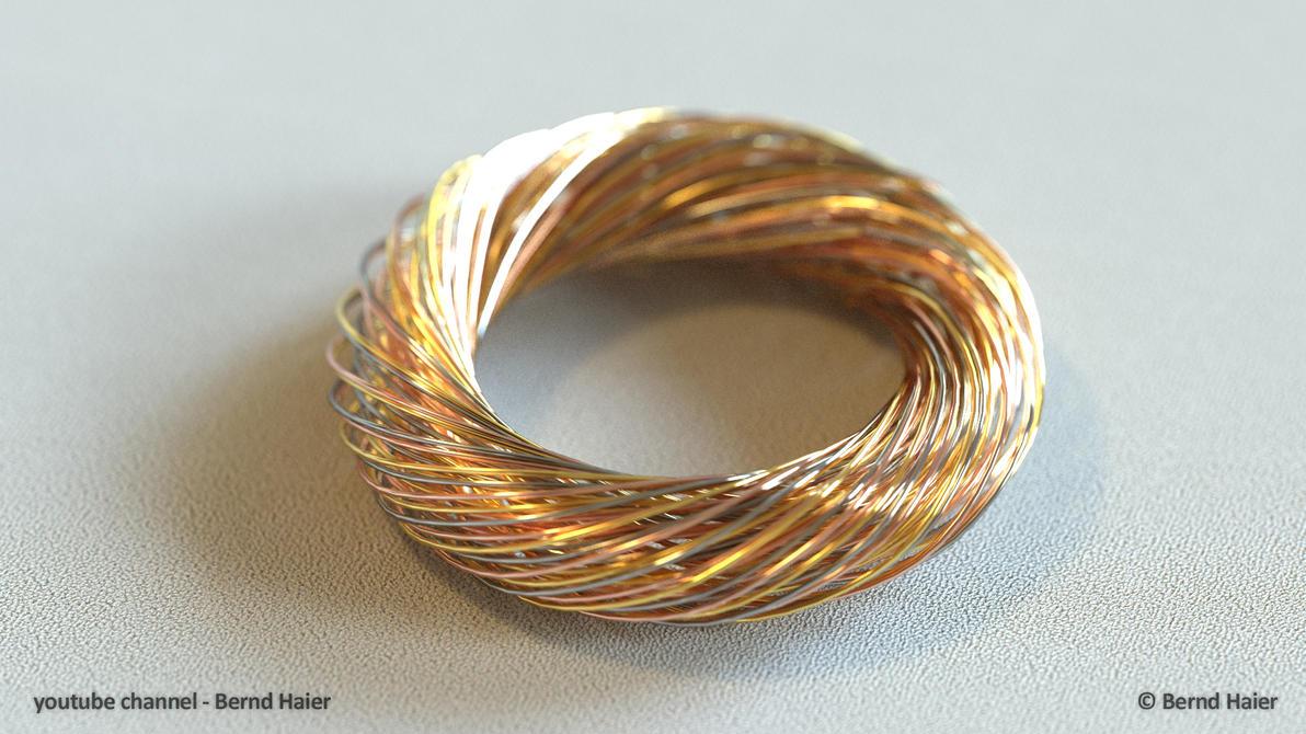 jewelry design part 4 (bracelet part 2) mat 3 by Bernd ...