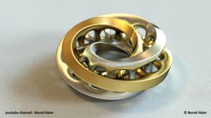 jewelry design part 2 (moebius ring part 1) mat 4 by Bernd-Haier