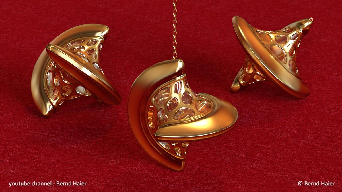 jewelry design part 9 pendant part 2 mat 1 by Bernd-Haier ...