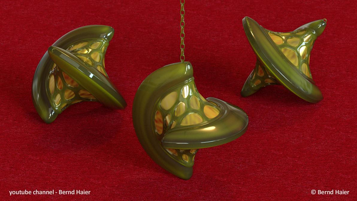 jewelry design part 9 pendant part 2 mat 3 by Bernd-Haier ...