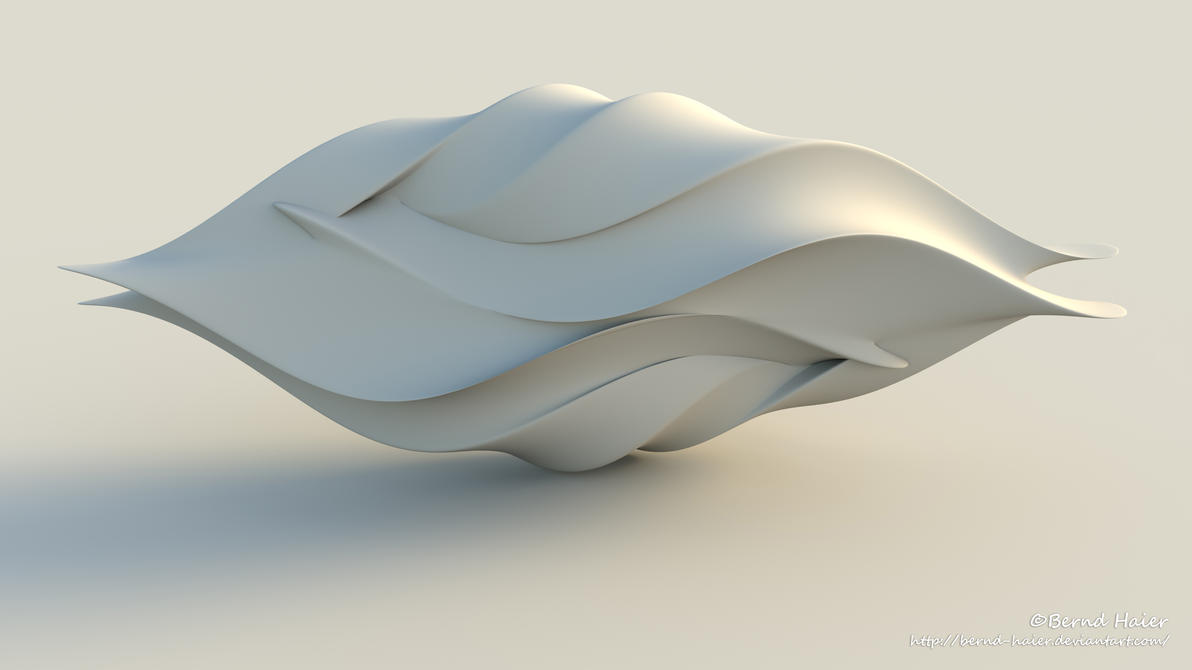 Animation pre animated transform to sculpture... by Bernd-Haier