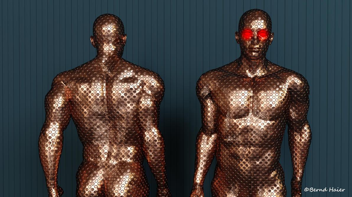Art from Body v14 by Bernd-Haier
