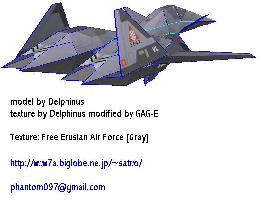 ADF-01 Falken Erusea Gray WIP by phantom-n