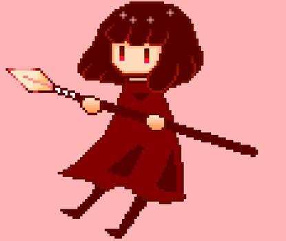 spearGirl