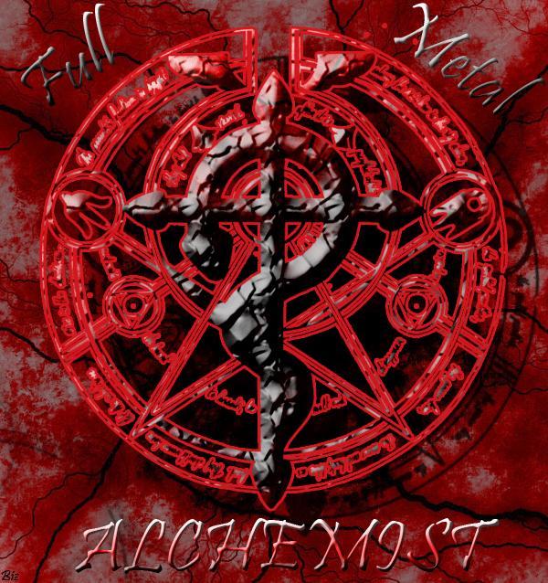 Full Metal Alchemist Symbol Merge By Titer0cks On Deviantart