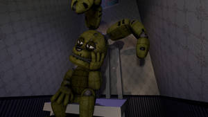 Plushtrap is not fun with you