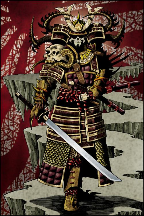 Blood Samurai by Blade1158