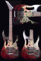 Custom Guitar by Blade1158