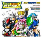 Sonic Archie Readout - Elson