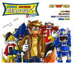 Sonic Archie Readout - VGER