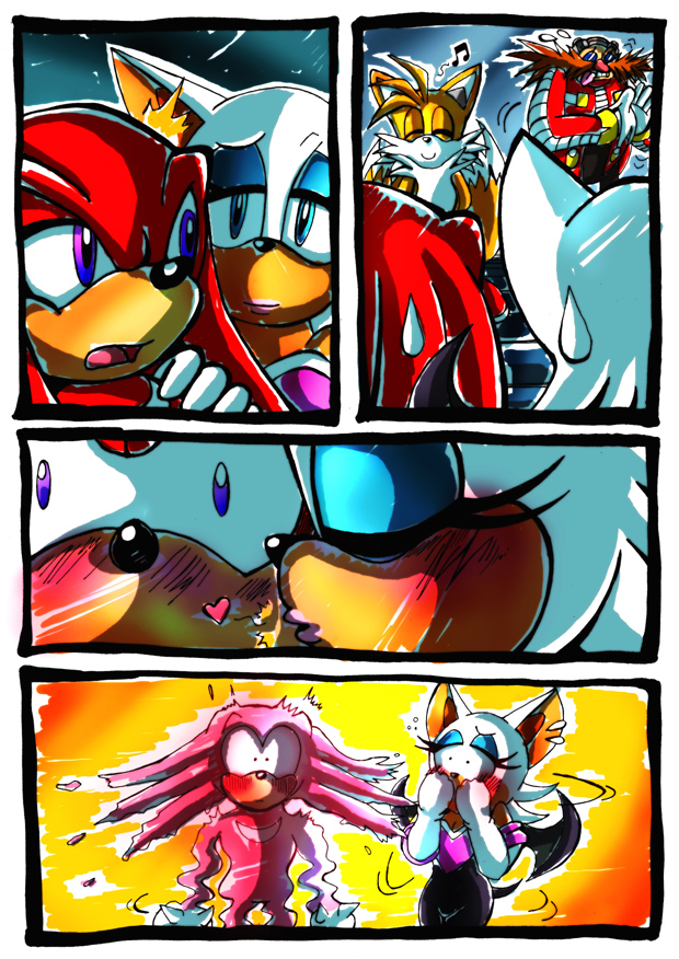 knuckles and rouge relationship help