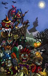 Happy Halloween 2010 by darkspeeds