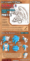 Let's Draw Sonic Archie .:02:.
