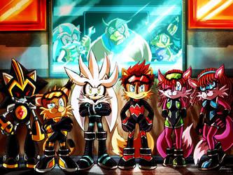 Secret Freedom Squadron by darkspeeds