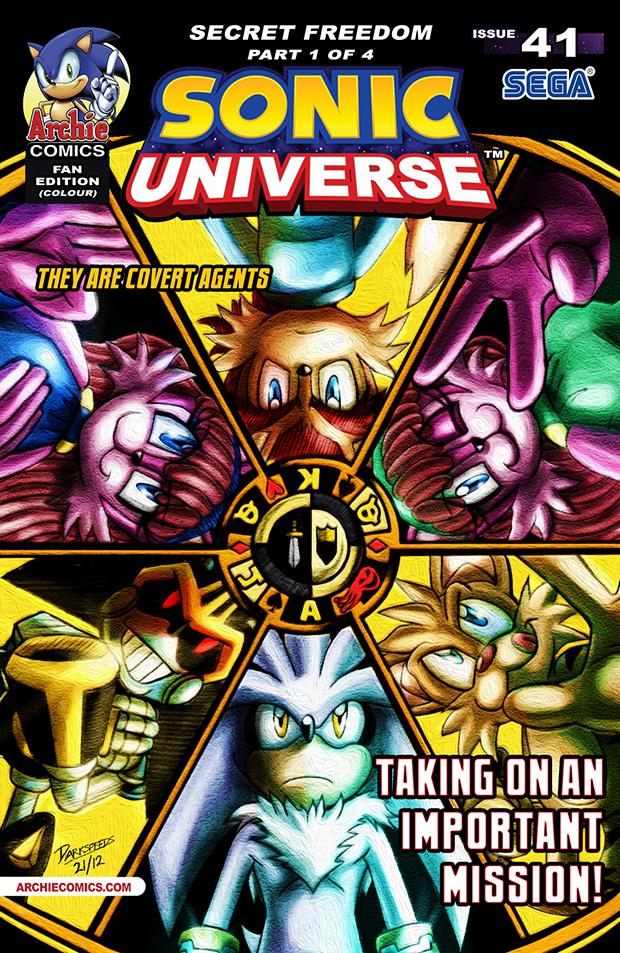 Sonic Universe #55 - Comics by comiXology