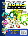 Sonic Art Collection (COVER ART - 1st Issue)