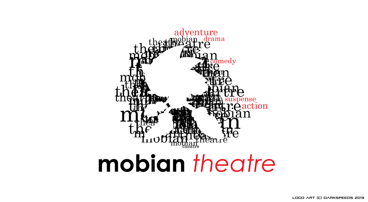 Mobian Theatre [logo design] by darkspeeds