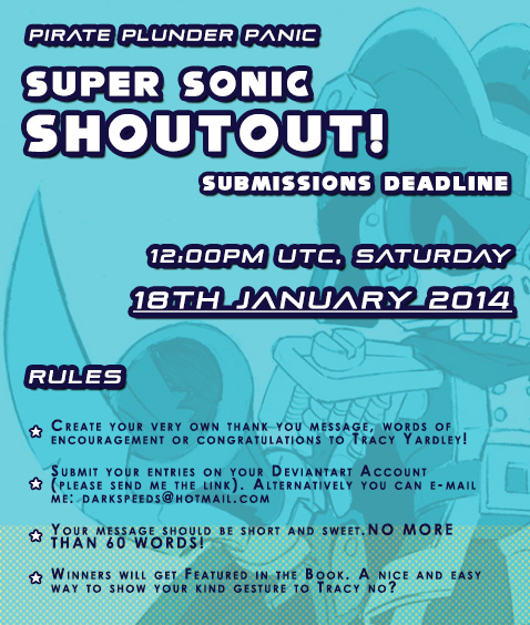 Fan submissions - Method 03 - Shoutouts! by darkspeeds