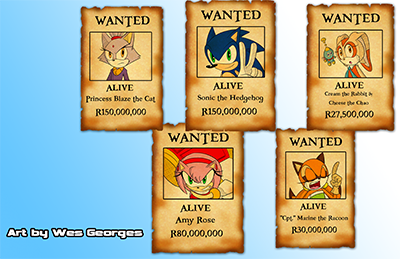 Wanted Posters by ShadowKaiba US by darkspeeds