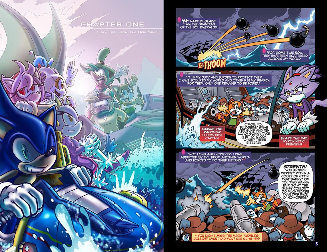 Pirate Plunder Panic GNP (Page 04 + 05) by darkspeeds