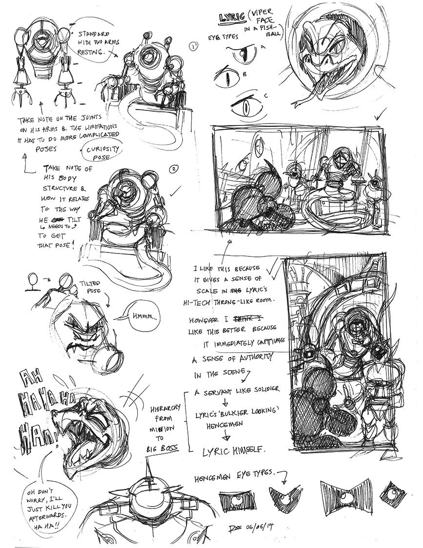 Lyric Concepts(DA) by darkspeeds