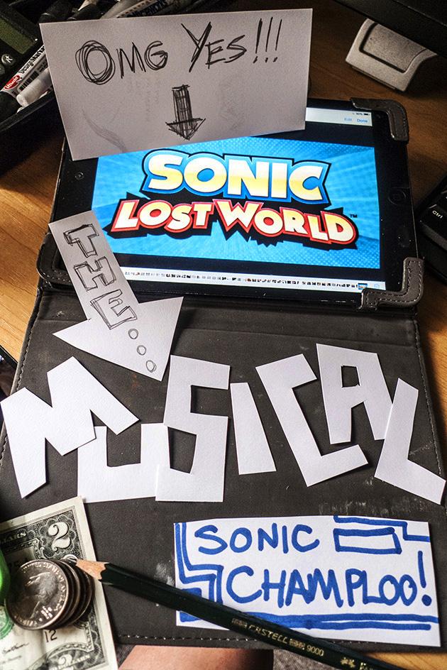 Sonic the Musical 2 Darkspeeds by darkspeeds