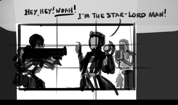 I'm the Star-Lord Man! thumbnail by darkspeeds