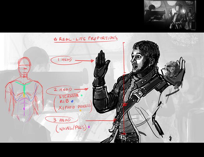 I'm the Star-Lord Man!01c 11-08-2014 by darkspeeds