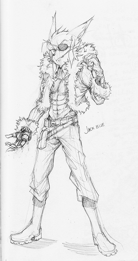 Captain Jack Blue by Riley 2011 - Copy by darkspeeds