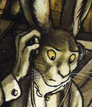 NG Character13 Victim-3---Hare by darkspeeds