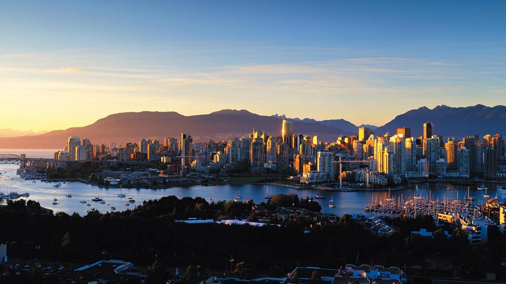 Vancouver city by darkspeeds