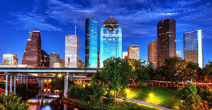 Houston-City by darkspeeds