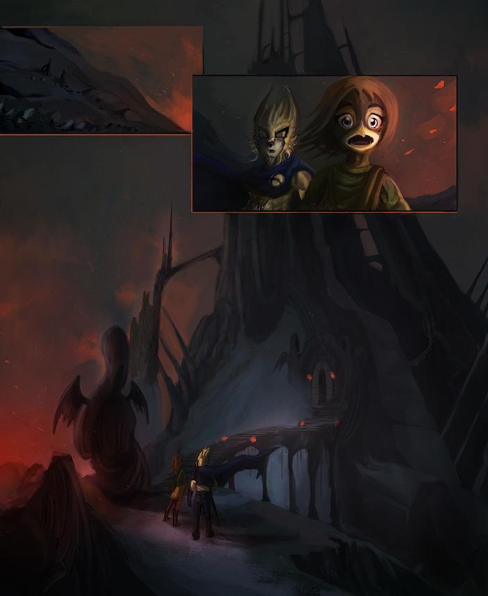 Dragnok study by darkspeeds