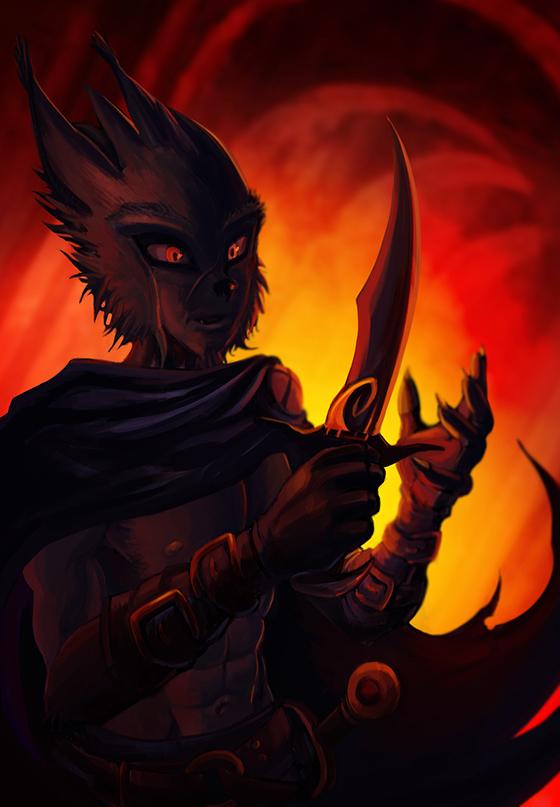 Crimson Death by darkspeeds