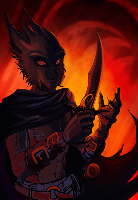 Crimson-Death07 by darkspeeds
