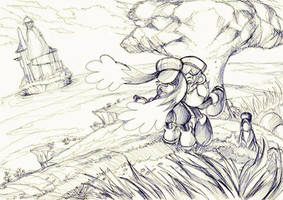 Farewell Klonoa by darkspeeds
