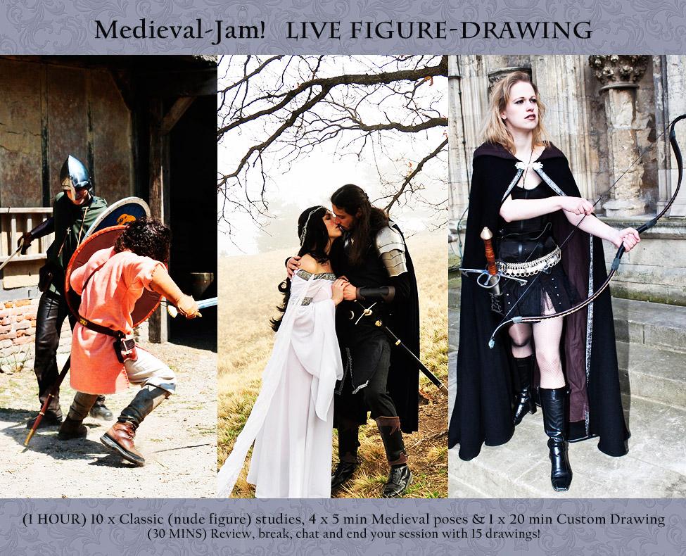 Medieval-Jam banner DEC2016 by darkspeeds
