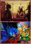 Watercolor Sketchbook (Pgs 03-04)