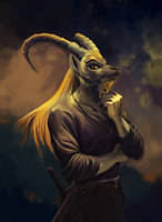 Grandmaster Guus by darkspeeds