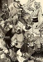 Edenspell Illustrations 01 by darkspeeds