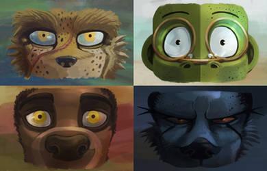 Eyes (Edenspell Characters)