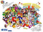 Sonic 15th Anniversary