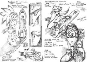 SonicR2 - Team Babylon Rogues by darkspeeds