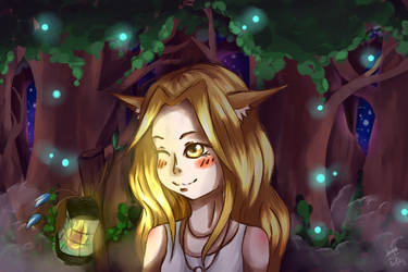 Foxy' by AriaPN