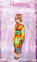 [Seika] Event Hanami _ Aki by AriaPN