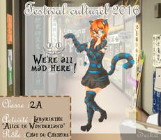 [SeikaSchool] Aki _ Event Festival Culturel by AriaPN