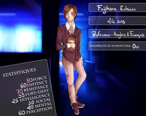 A MODIFIER [RP LIBRE] Fujihara Echizen